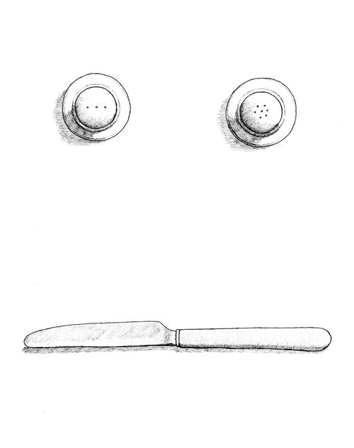 Pareidolia face-1